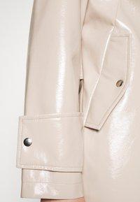 Topshop - MILLA - Classic coat - putty - 5