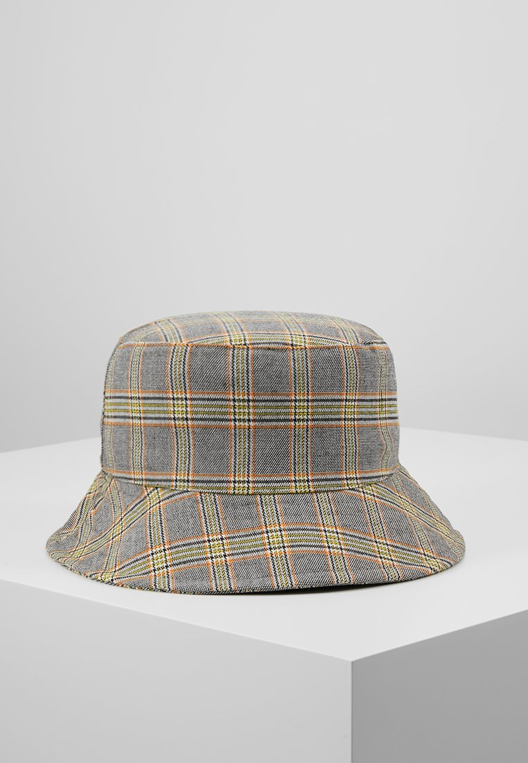 Topshop - CHECK BUCKET - Hat - multi-coloured