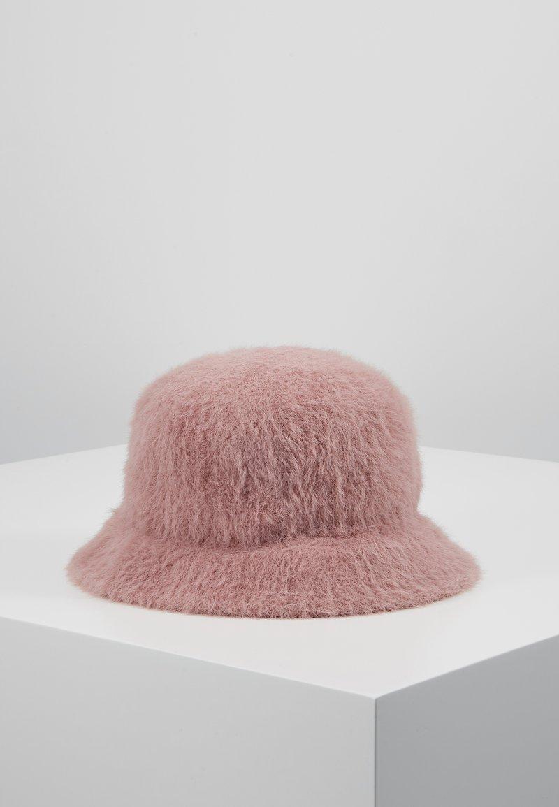 Topshop - FLUFFY BUCKET - Chapeau - pink