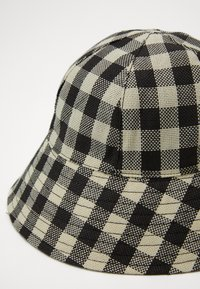 Topshop - GINGHAM BUCKET - Hoed - monochrome - 2