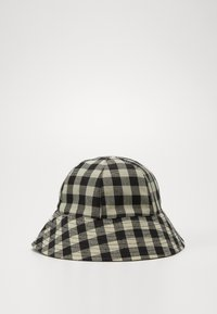 Topshop - GINGHAM BUCKET - Hoed - monochrome - 4