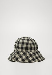 Topshop - GINGHAM BUCKET - Hoed - monochrome - 3