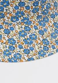 Topshop - FLORAL BUCKET HAT - Sombrero - blue - 3
