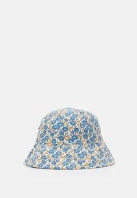 Topshop - FLORAL BUCKET HAT - Sombrero - blue - 0