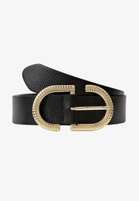 Topshop - NEW TOOLED LOGO - Riem - black - 3