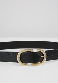 Topshop - NEW TOOLED LOGO - Riem - black - 4