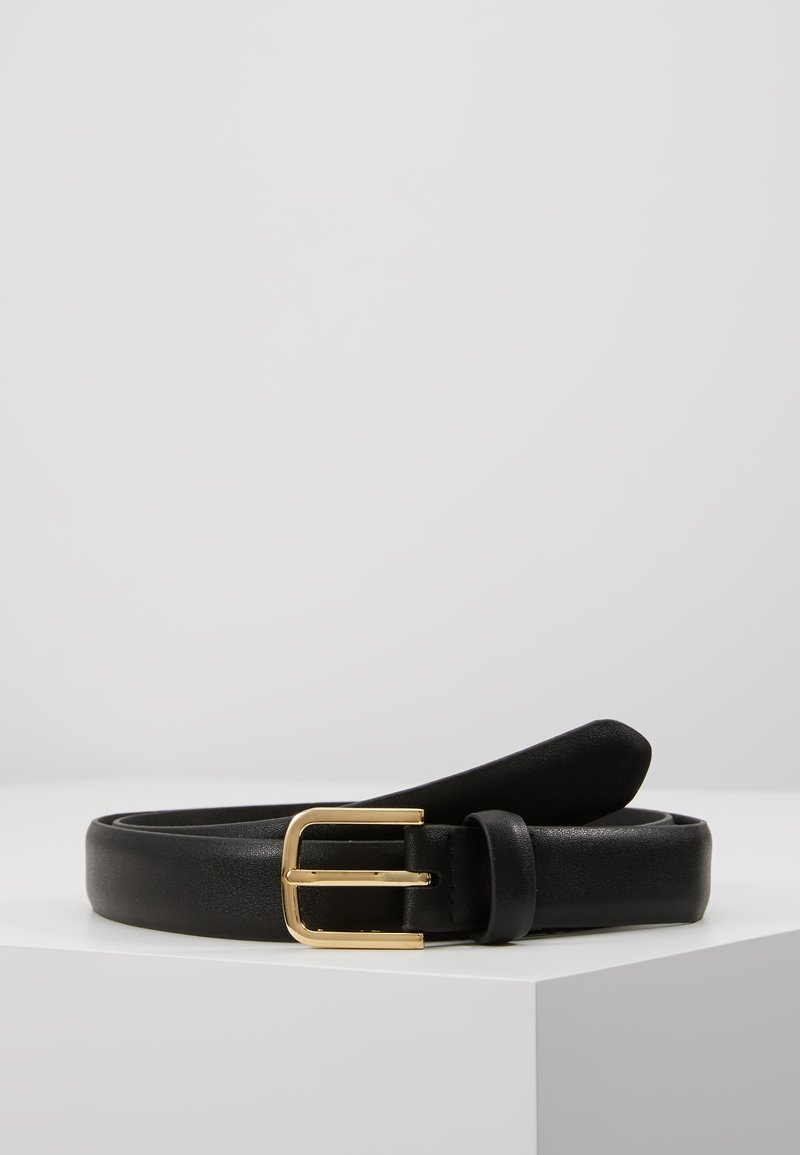 Topshop - MED SMART BELT - Belt - black