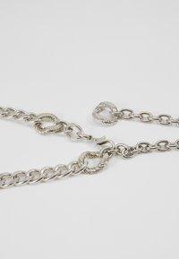 Topshop - FIGARO CHAIN BELT - Riem - silver-coloured - 3
