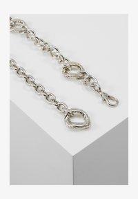 Topshop - FIGARO CHAIN BELT - Riem - silver-coloured - 2