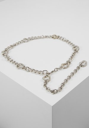 FIGARO CHAIN BELT - Riem - silver-coloured