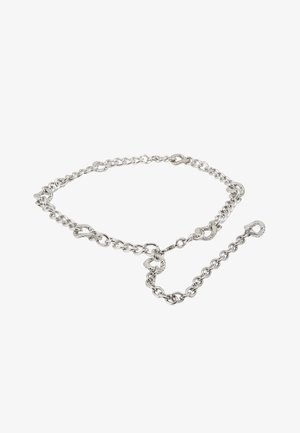 FIGARO CHAIN BELT - Ceinture - silver-coloured