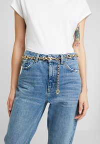 Topshop - FIGARO CHAIN BELT - Riem - gold-coloured - 1