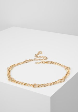 FIGARO CHAIN BELT - Bælter - gold-coloured