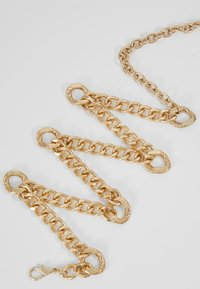 Topshop - FIGARO CHAIN BELT - Riem - gold-coloured - 4