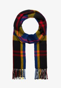 Topshop - BRIGHT CHECK - Scarf - multi - 1