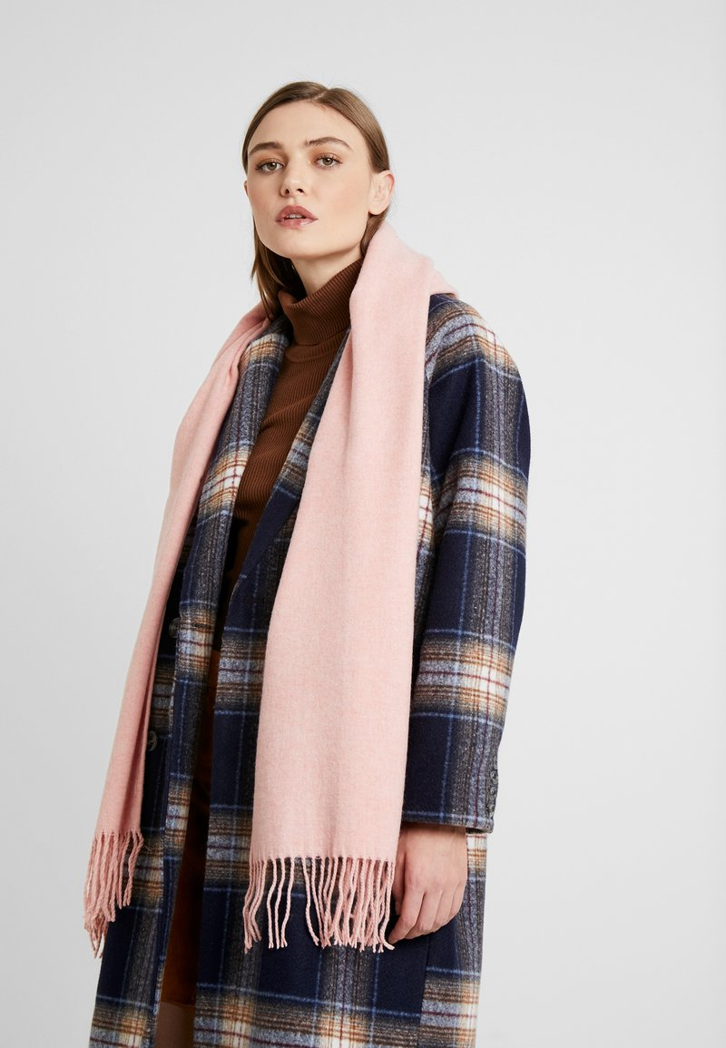 Topshop - SUPER SOFT RECYCLED - Szal - pink