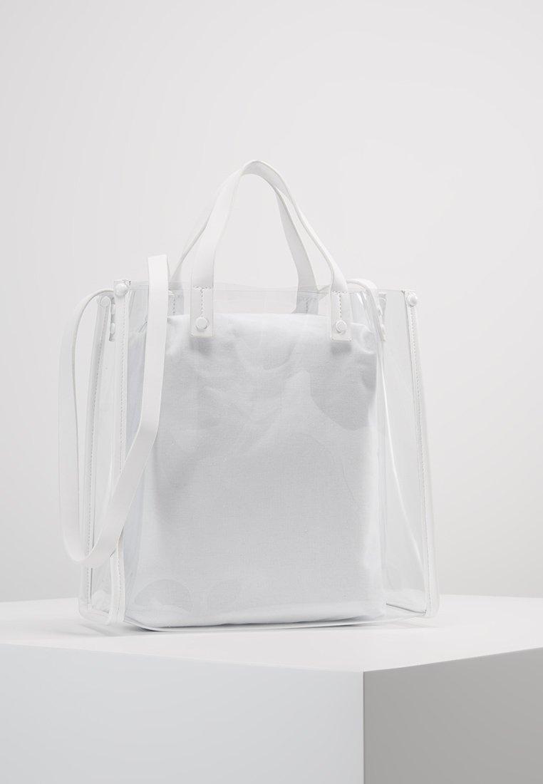 Topshop - PENNY - Sac à main - white