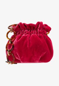 Topshop - VIV LINK POUCH - Bolso de mano - pink - 6