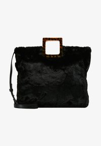 Topshop - FREDI TOTE - Shopping Bag - black - 8