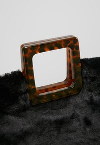 Topshop - FREDI TOTE - Shopping Bag - black - 9