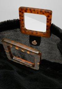Topshop - FREDI TOTE - Shopping Bag - black - 4