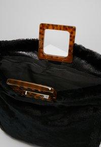Topshop - FREDI TOTE - Shopping Bag - black - 5