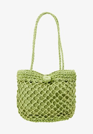FIZZLE TOTE - Kabelka - green