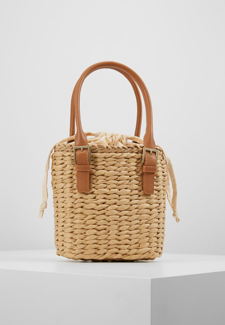 Topshop - SANDY MINI - Handbag - natural