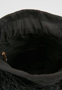 Topshop - SIREN STRING TOTE - Sac à main - black - 4