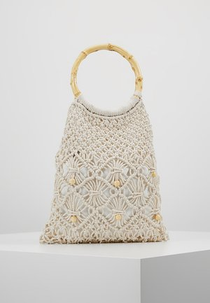 SAMI STRING TOTE - Torebka - natural