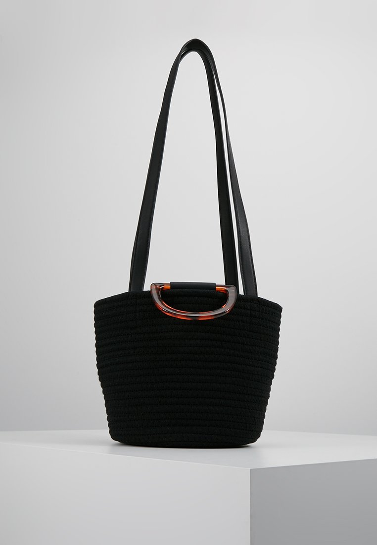 Topshop - SPICE TOTE - Handtasche - black