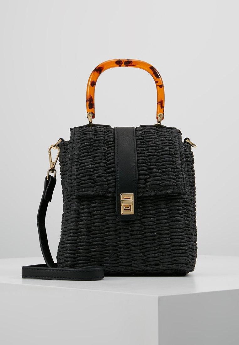 Topshop - SKYLA GRAB - Handbag - black