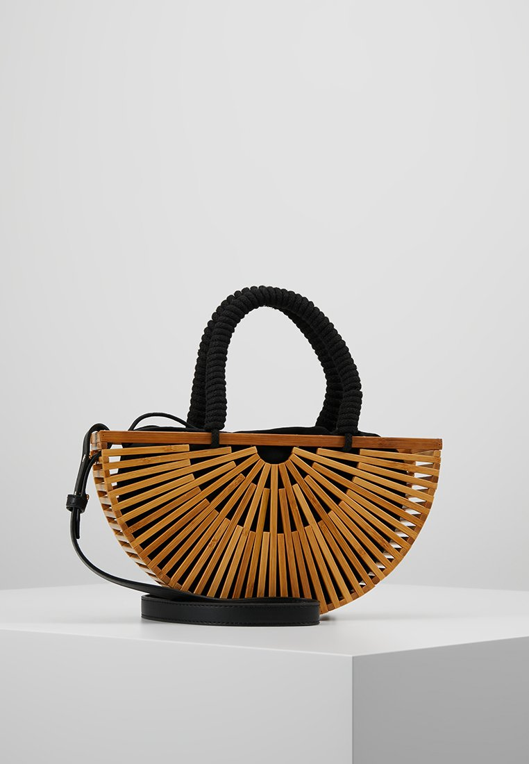 Topshop - CRETE GRAB - Handbag - natural