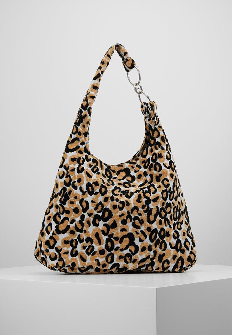 Topshop - ZAMBIA TOTE - Shopping bag - multicolor