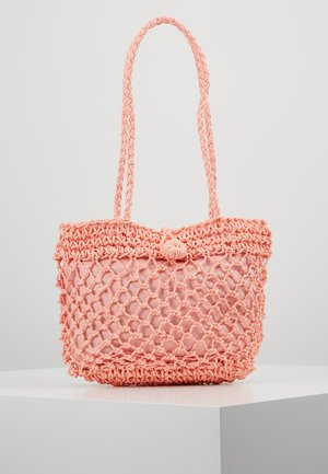 FIZZLE TOTE - Torebka - pink
