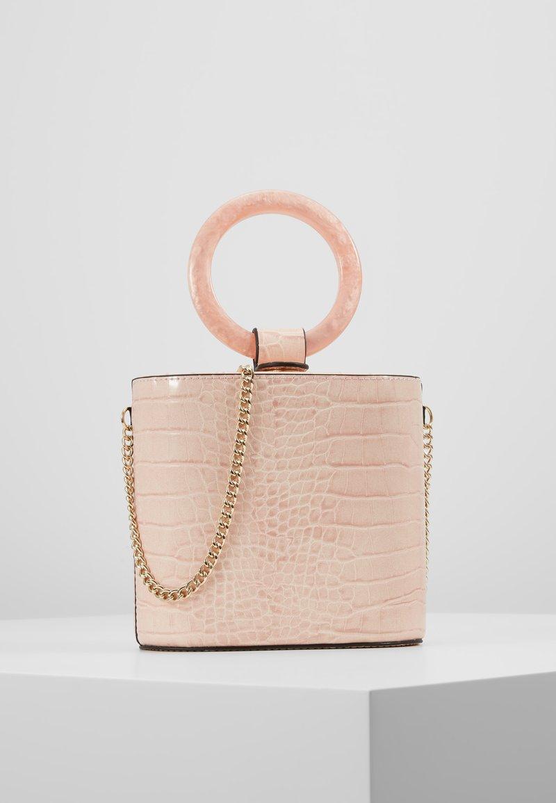 Topshop - GAZE GRAB - Handtasche - pink