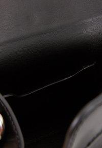 Topshop - STORM BUCKLE - Handbag - black - 4