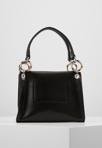 Topshop - STORM BUCKLE - Handbag - black - 2