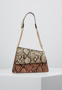 Topshop - STAR SHOULDER - Handbag - multi - 0