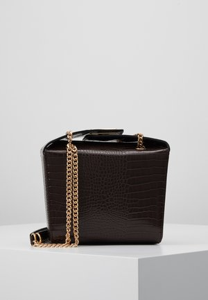 CAM BOXY - Handtasche - brown