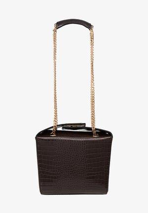 CAM BOXY - Handbag - brown