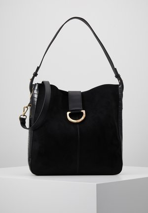 HOLLY HOBO - Kabelka - black