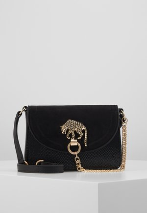 DAZZLE PANTHER XBODY - Borsa a tracolla - black