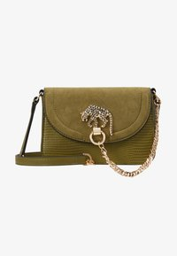 Topshop - DAZZLE PANTHER XBODY - Borsa a tracolla - green - 5