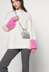 Topshop - KEN MICRO MINI - Handbag - blue - 1