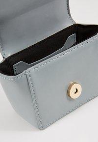 Topshop - KEN MICRO MINI - Handbag - blue - 4