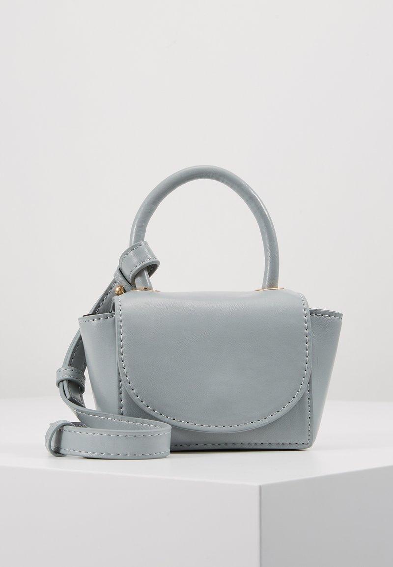 Topshop - KEN MICRO MINI - Handbag - blue