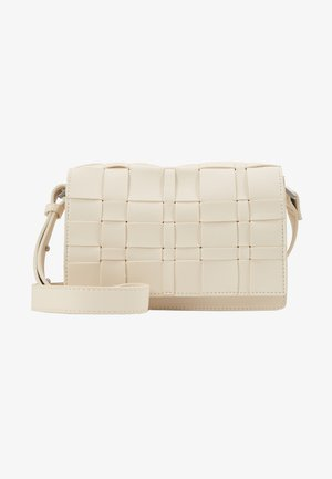 WEAVE BODY - Sac bandoulière - white