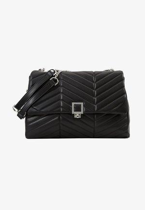 SASHA LARGE SHOULDER - Handtasche - black
