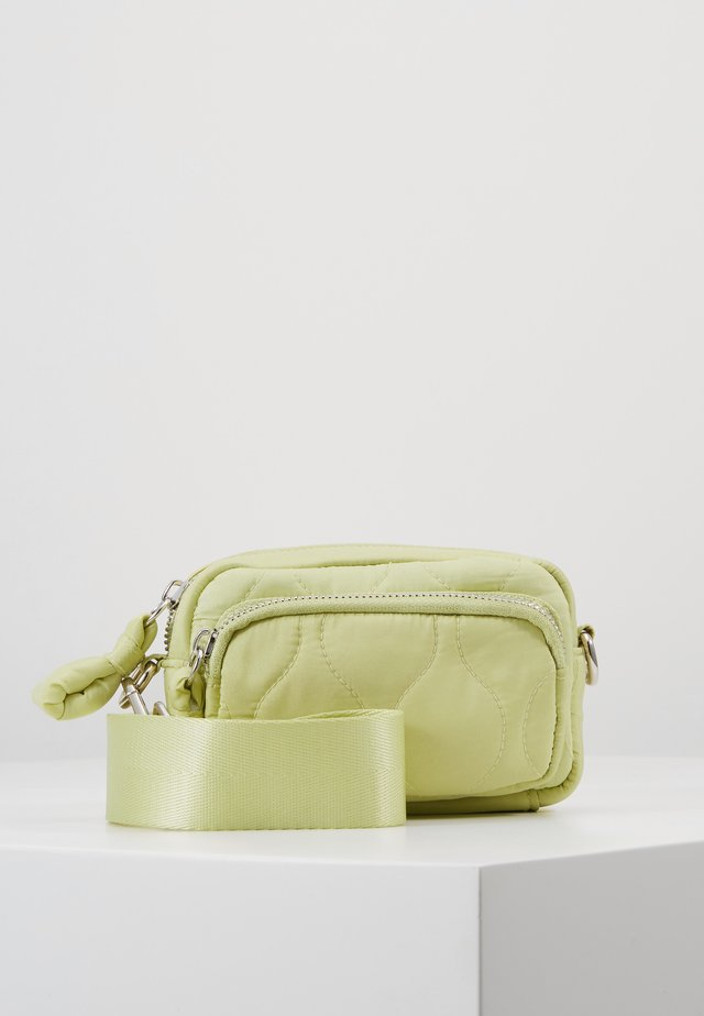 Borsa a tracolla - washed lime